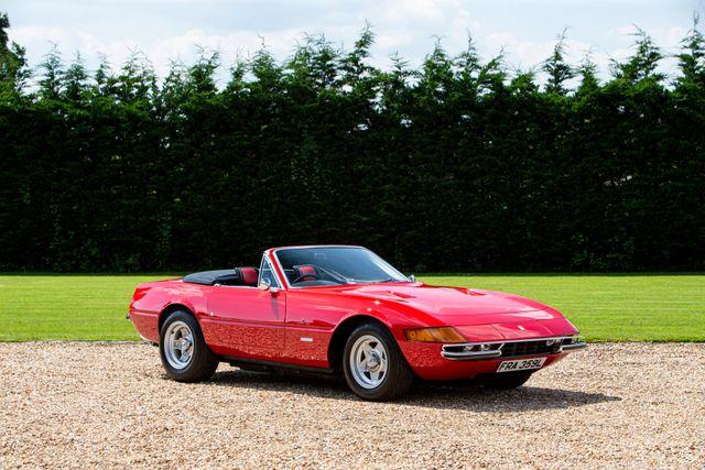 1972 Ferrari 365 GTB 4 Spyder Conversion Daytona