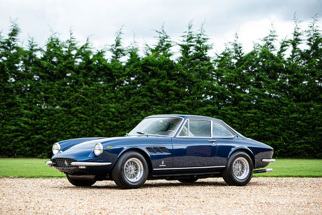 1967 Ferrari 330 GTC 330