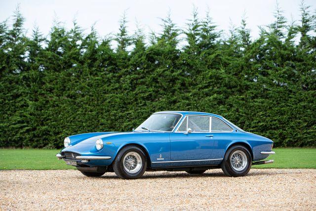 1969 Ferrari 365 GTC 365